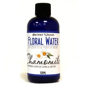 Kamilka kvetinová voda