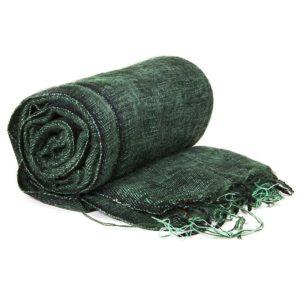 Zelený meditačný šál